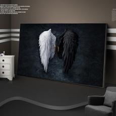 Home & Kitchen, canvasprint, art, Angel