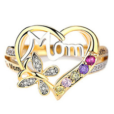 yellow gold, Family, Fashion, Jewelry