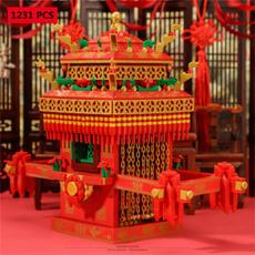 Mini, Toy, newbrick, Chinese
