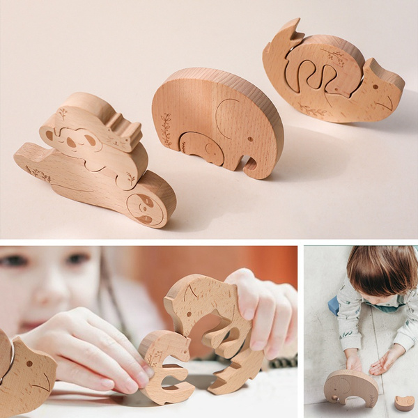 cute, Toy, Jewelry, woodenanimal