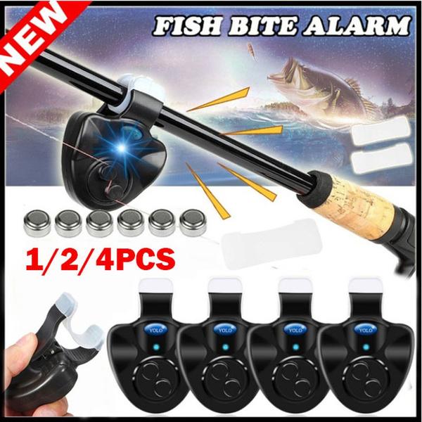 fishingrodbitealarmalert, Mini, bitealarm, fishingbitesoundalarm