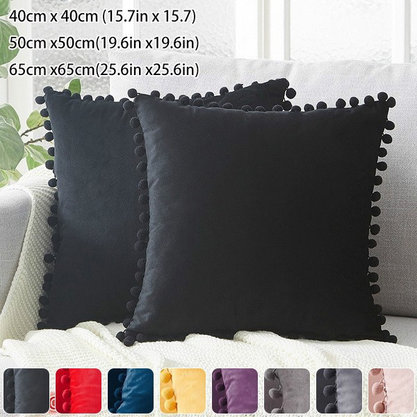 Decor, velvet, Home & Living, Cover