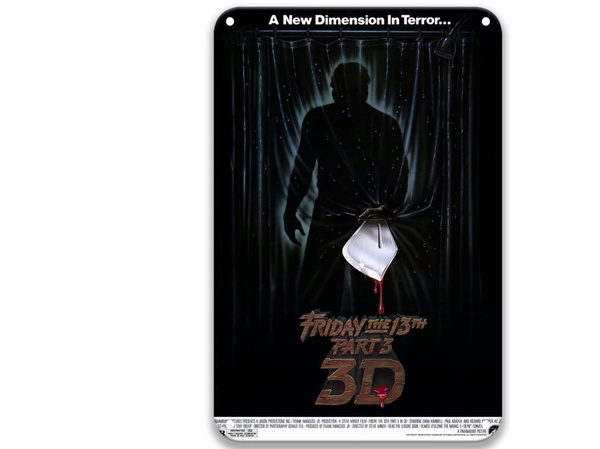 Decor, Friday The 13Th, Home Decor, Posters