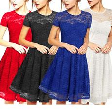 Mini, Club Dress, Shorts, Floral
