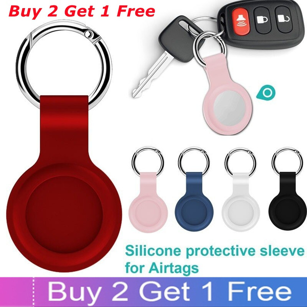 case, protectivesleeve, airtagaccessorie, Key Chain