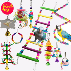 Bell, birdchewingbitingtoy, birdstandsupplie, Love