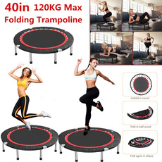 Mini, Indoor, Fitness, minitrampoline