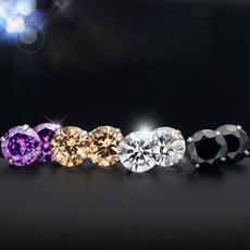Mens Earrings, Sterling, hypoallergenicearring, Jewelry
