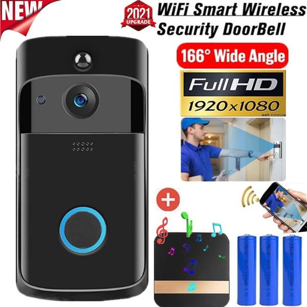 chimedoorbell, doorbell, ringdoorbell, visualdoorbell