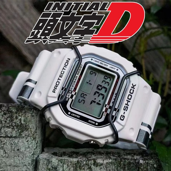 Fashion, classic watch, cobrandedwatche, Initial D