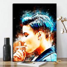 Home & Kitchen, singer, Wall Art, Home Decor