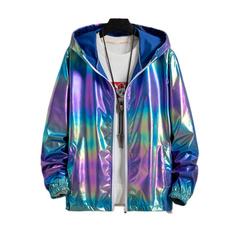 Fashion, Laser, Shiny, iridescentcoat
