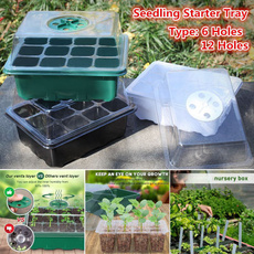 Box, Plants, Adjustable, seedling