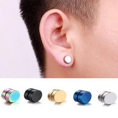 Mens Earrings, Jewelry, strongmagnet, nonpiercingearring