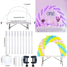 balloonstripforarch, Chain, balloonstand, balloonsupport