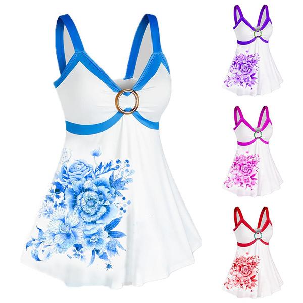 Summer, Fashion, elegantblouse, tunic top