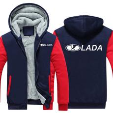 harajuku sweatshirt, Fleece, hooded, lada