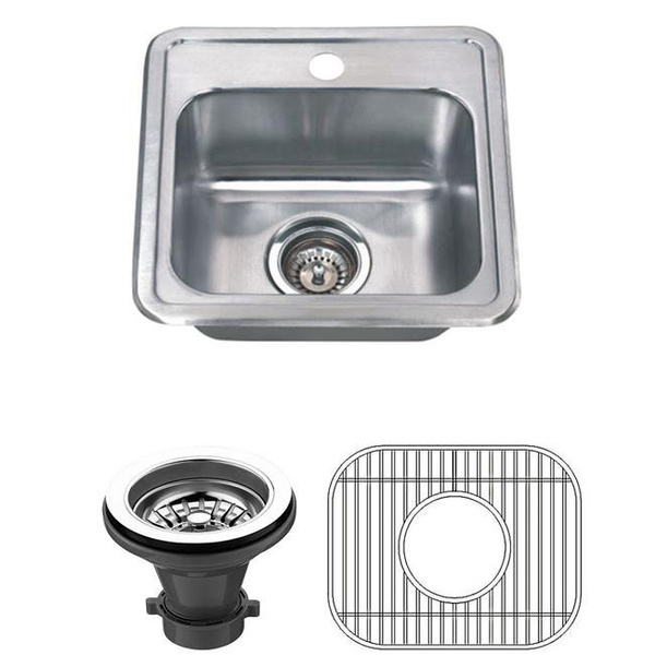 Steel, Kitchen Sinks, Stainless Steel, sink