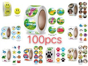 cute, Toy, Animal, labelsticker