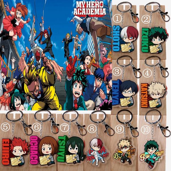 ochacourarakacollectionmodeltoy, midoriyaizukukeyring, Anime & Manga, Toy
