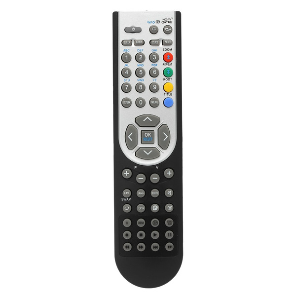 lcd, led, TV, black