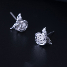 Sterling, Sterling Silver Earrings, Beauty, sterling silver