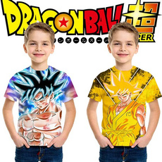 Dragonball, Fashion, Shirt, Tops