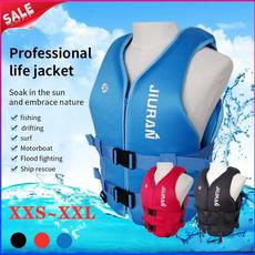 Jacket, Vest, Swimming, adjustablevest