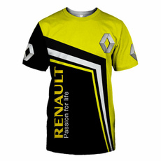 menspersonalitytshirt, Full, roundnecktshirt, renault