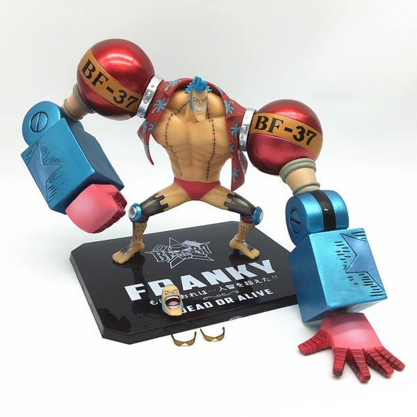 Collectibles, franky, Statue, figure