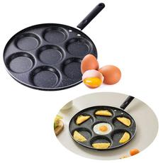 Kitchen & Dining, 7holefryingpot, nonstickpan, Pot