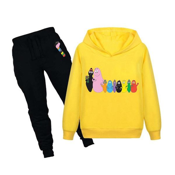 cute, Fashion, kids clothes, barbapapa