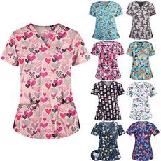 sleeve v-neck, Summer, Shorts, fashionandleisure