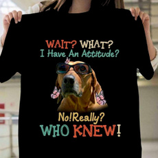 beagledogprintedtshirt, Fashion, Butterflies, Shirt