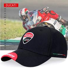 Fashion, Racing, Cap, ducaticap