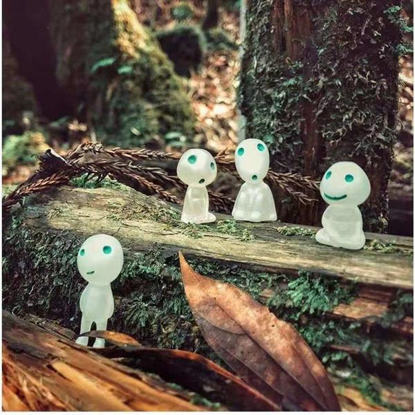 ghost, Tree, hizaomiyazaki, Gardening