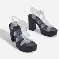 10, Sandals, Womens Shoes, High Heel