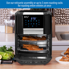 rotisserie, airfryer, convectionoven, toaster