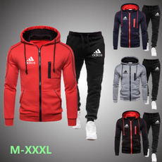printedtracksuit, 2pieceset, hooded, Clothing