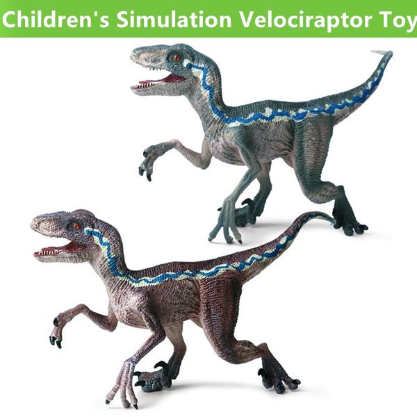 velociraptor, Toy, tyrannosaurustoy, Children's Toys