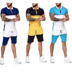 Shorts, athleticset, men shirt, Men's Fashion