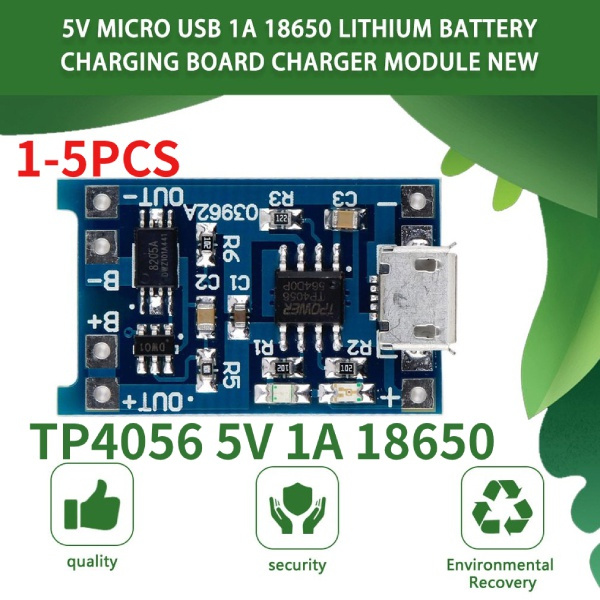 businessandindustrial, spare parts, usb, 18650lithiumbattery