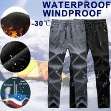 Women Pants, Fashion, Fleece, Outdoor