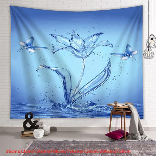 Flowers, Wall Art, Print, livingroomdecor