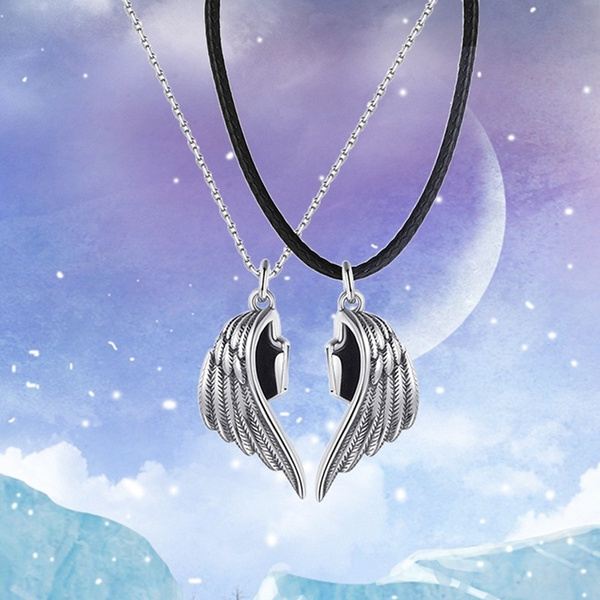 clavicle  chain, devils, leatherchain, Gifts
