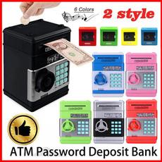 Box, moneyboxe, electronicpiggybank, electronicmoneypot