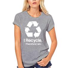 Fashion, Shirt, I, recycling