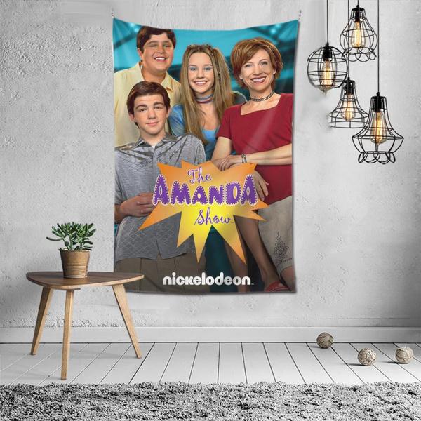 theamandashowtapestry6040inch, Family, windowhanging, Home & Living