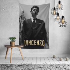 vincenzotapestry6040inch, Family, windowhanging, Home & Living