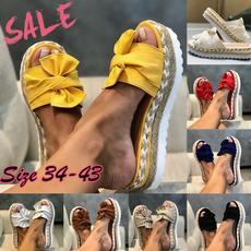 bowknot, fashion women, Sandals, Fashion